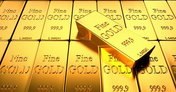 Gold Bars - 999.9 Fine Gold