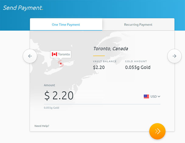 Sending Remittances With BitGold