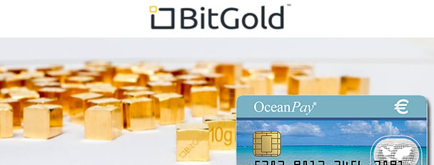 BitGold Processing Euro Credit Card Deposits As Local Transaction