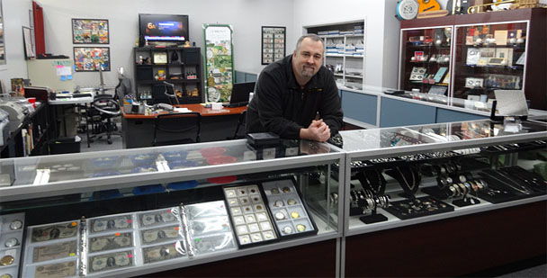 Local Coin Dealer