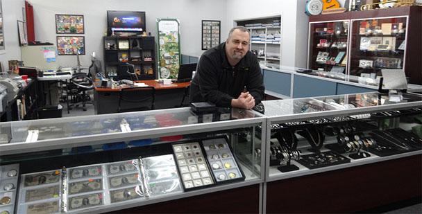Local Coin Dealer