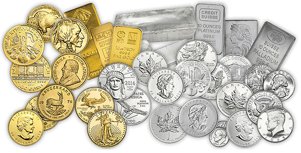 A Small Precious Metals Investment