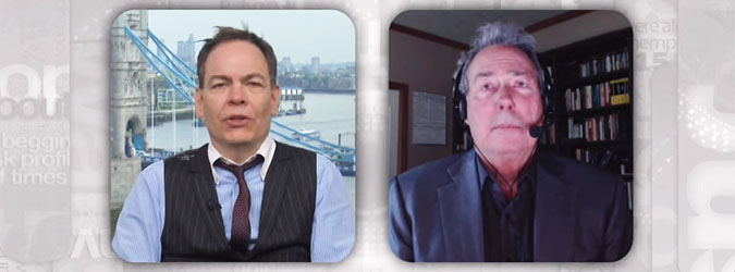 Max Keiser Interviews Silver Guru David Morgan