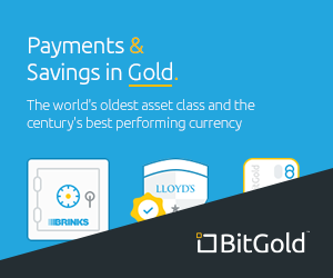 Open A Bitgold Account Today!