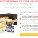 Request A FREE Gold Investment Kit