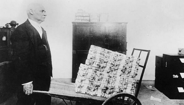 German Hyperinflation In The 1930s